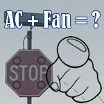 エアコンと扇風機の電気代!併用すると節約できるのはいくらか!?