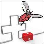 虫刺されで腫れと痛みが!刺された虫の種類によって異なる対処法!