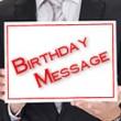 誕生日のメッセージカード♪友達に送るメッセージ例文はコレ!