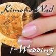 着物に合うネイル!結婚式に最適なシンプルデザイン♪
