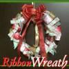 クリスマスリースの作り方!リボンだけで大人かわいい手作りリース♪