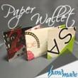 紙財布,作り方,簡単