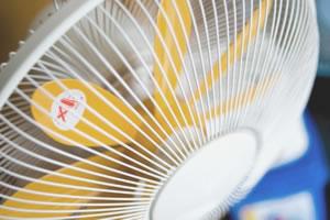 エアコンと扇風機の併用で節約!