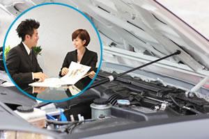 台風で被害にあった車は、自動車保険で補償される?!
