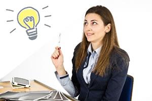 右脳を活性化して「直感力」や「ひらめき力」をアップ!