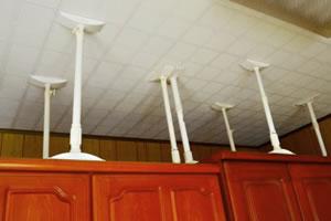 家庭での地震対策!「家具転倒防止具」