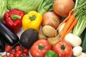 果物と野菜の「分類」による違い