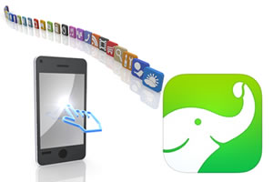 カード管理 iPhoneアプリ「Moneytree(マネーツリー)」
