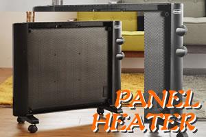 パネルヒーター暖房の電気代は?どんな場所に使うのが効果的!?