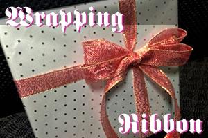 ラッピングリボンの結び方♪箱ラッピングの簡単な5つの方法はコレ!