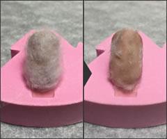 ゾンビ仮装メイク!100均で作る「割れた爪ネイル」やり方と手順 ②