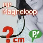 ピップ マグネループの長さの違いは?サイズの目安を写真で比較!