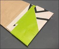 紙袋で紙財布を手作り!「カード入れの作り方」手順 2