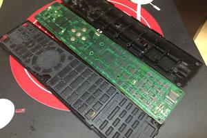 テレビなどのリモコンが故障!「自分で修理する方法(リモコンを分解)」