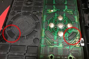 テレビなどのリモコンが故障!「自分で修理する方法(スイッチの通電が悪い)」