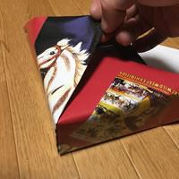 プレゼント用「箱ラッピングの方法(正方形)」手順 6