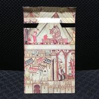 プレゼント用「袋ラッピングの方法(シャツ形)」手順 5(参考)