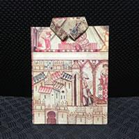 プレゼント用「袋ラッピングの方法(シャツ形)」手順 6