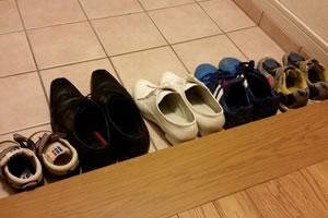足が臭い!「靴の臭い対策」は!?