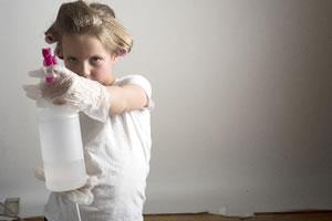 洗濯物の臭いを取る「重曹スプレー」「クエン酸スプレー」の作り方