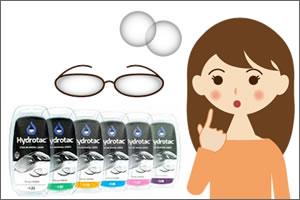近視用メガネを老眼鏡に!貼るレンズHydrotacを試してみた!
