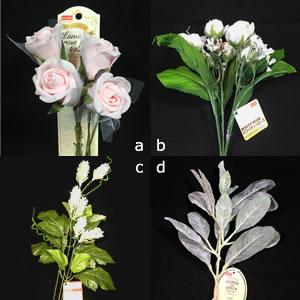 100均で作るプレゼント用花束「材料」
