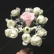 100均材料で手作り♪「母の日のプレゼント(花束)」の作り方 2