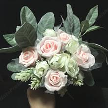 100均材料で手作り♪「母の日のプレゼント(花束)」の作り方 4