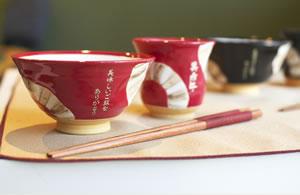 母の日・父の日はペアギフトで!「夫婦茶碗」「夫婦箸」「夫婦湯呑」