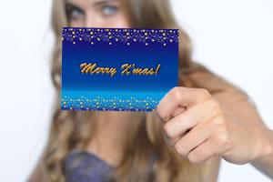 クリスマスカードのメッセージ!英語で気持ちを伝える文例♪