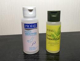 おすすめの足の臭い対策グッズ 3「フットスムースジェル(旧商品)との比較」