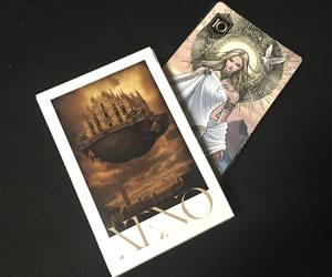 カードゲーム XENOのルール「カードの種類と効果」