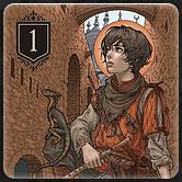 カードゲーム『XENO』のルール「カードの種類と効果 Rank1」
