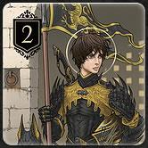カードゲーム『XENO』のルール「カードの種類と効果 Rank2」