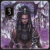 カードゲーム『XENO』のルール「カードの種類と効果 Rank3」