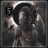 カードゲーム『XENO』のルール「カードの種類と効果 Rank5」