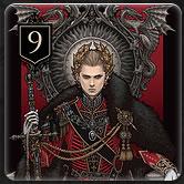 カードゲーム『XENO』のルール「カードの種類と効果 Rank9」