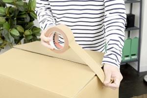 ダンボールの梱包方法!再利用してぴったりサイズにする便利グッズ♪