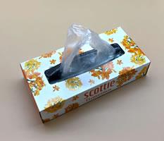 レジ袋収納をティッシュ箱で手作り♪「収納方法 1」