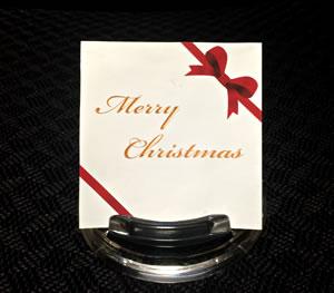 クリスマスカードを手作り!簡単にできる型紙をダウンロード!