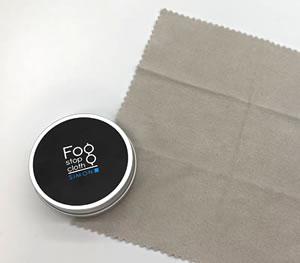 メガネのくもり止めクロス(Fog stop cloth)