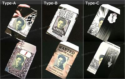 おもしろお年玉ポチ袋「テンプレート無料ダウンロード」