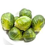 冬が旬の野菜ランキング 第2位「芽キャベツ」
