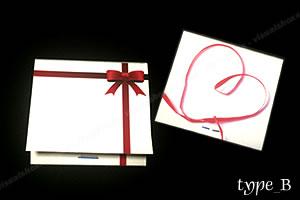 バレンタインカードを簡単手作り♪無料テンプレートをダウンロード!