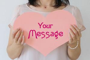 バレンタインのカードに最適!「告白タイプ別 英語の一言メッセージ♪」