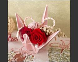 女性へ贈る送別会のおすすめプレゼント 5「プリザーブドフラワー」