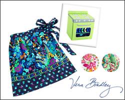 母の日におすすめ!お洒落なプレゼント「ヴェラ・ブラッドリー【Vera Bradley】ハーフエプロン」