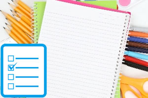 小学校の入学準備「文房具で準備するものリスト」