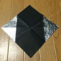 折り紙「かぶとの折り方 1」