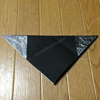 折り紙「かぶとの折り方 3」